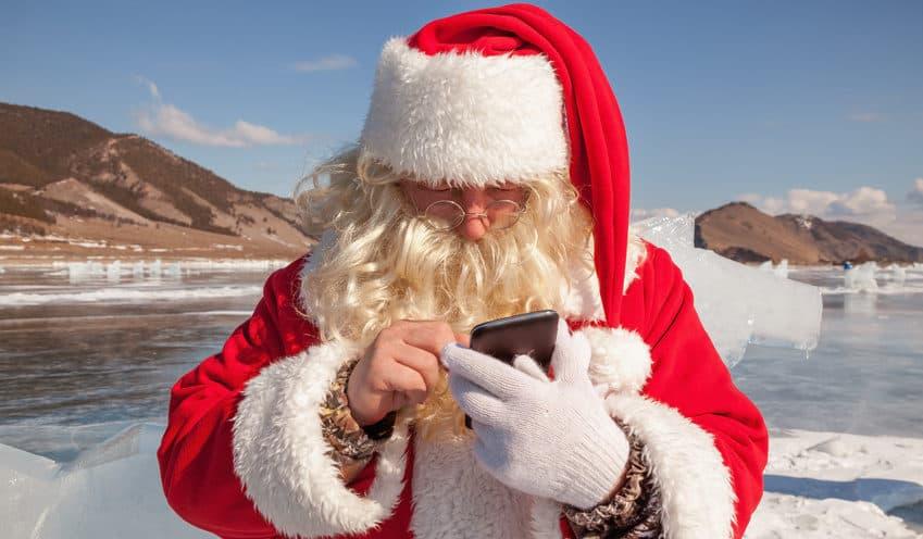 Santa Start-up
