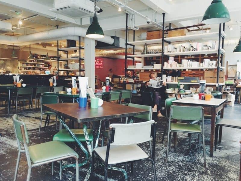 Cafe Smallbiz